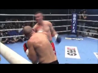 Бату Хасиков vs Майк Замбидис ....