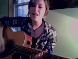 какая-то девка перепела на гитаре skillet comatose