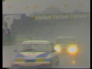 BTCC 1988. Обзор сезона