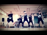 REUPHD Demion dance practice -