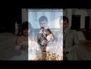 «А эта свадьба, свадьба, свадьба пела и плясала )» под музыку Любовь Успенская - Любимой дочке.