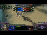 2013 IEM Season VII - World Championship, Group D MVP.Dream vs Liquid.TLO set2