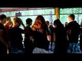 Танцевальный вечер.Лагерь