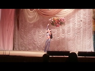 Бурукина Дарья - современная песня (Восточные танцы г. Волгоград)