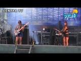 35o RIVER PARTY Live Olga Kouklaki feat. Liset Alea 4-8-13