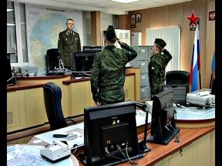 Постановка на боевое дежурство РЛС «Воронеж-ДМ» системы ПРО в Армавире