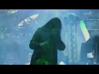 Dimmu Borgir - Forces Of The Northern Night (HD) - Live At Spektrum, Oslo 2011 Full Concert