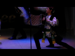 Татарский танец ФПТ. Гала концерт.