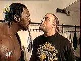 WWF SmackDown! 08.11.2001 - Мировой Рестлинг на канале СТС / Всеволод Кузнецов и Александр Новиков