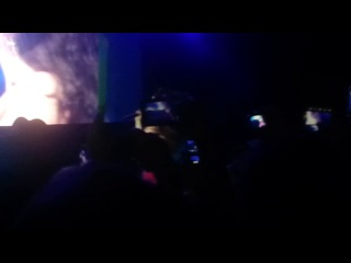 На концерте Натальи Орейро - моя любимая песня!