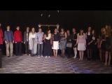 Абхазская песня, спетая на Рождество театром