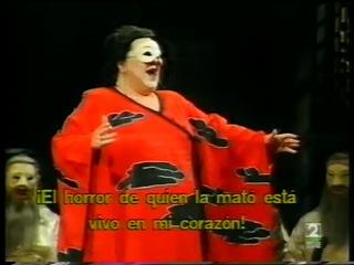 Puccini - Turandot (Галузин, Eaglen, Алиев)