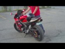 CBR600RR Two Brothers Carbon Fiber Exhaust