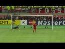 Финал Лиги Чемпионов 2005 Милан — Ливерпуль Пенальти