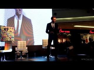 Tom Hiddleston(Loki) dance in Korea.