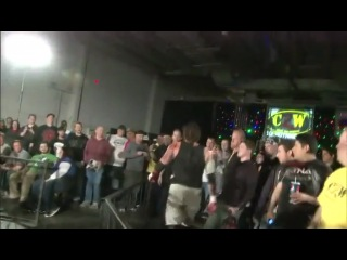 MASADA vs Jun Kasai - CZW at WrestleCon#MASADA/CZW/Official Page
