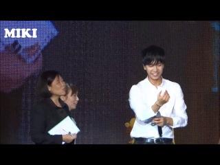 2013-09-14 - 李昇基 - 撞屁屁大戰 - 李昇基台北見面會