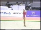 Алина Кабаева. 1996