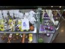Подсветка витрин эксклюзивной бижутерии Langeryi. ТК Фестиваль