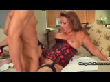 margo sullivan -  Gives Son His Breakfast Fuck