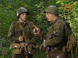 солдаты 9 сезон 20 серия