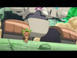 Pokemon XY 10 episode (Preview) \ Покемоны 17 сезон 10 серия (Превью)