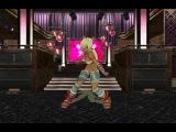 Ayumi X-blades Lily burning night