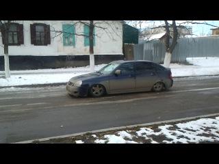 Приора на пневме Черкесск
