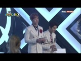 08/03/14 TVXQ - SBS-MTV Show Champion Behind Story