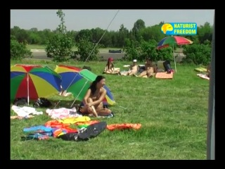 Naturist Freedom: Bathing and Gravel-Pit
