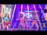 PSY - GANGNAM STYLE+ Sistar,After School,Kara (рус саб)
