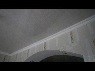 Пластиковый потолок_полный ремонт квартиры моими руками!!!