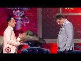Новый Comedy Club - Гарик Харламов и Демис Карибидис - в квартире у бывшего театрального режиссёра (HD 720)