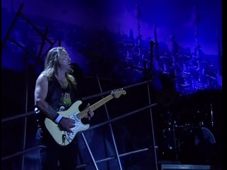 Iron Maiden - The Wicker Man.(Rock in Rio 2001)