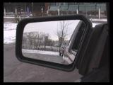 Регулировка наружных зеркал