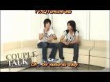 TVXQ Couple Talk Türkçe Altyazılı