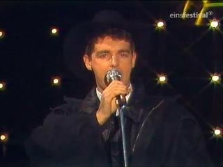 Pet Shop Boys - Suburbia (WWF-Club 24.10.1986)