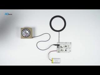 Самодельный электронный музыкальный инструмент arduino