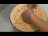 Как в Динго готовят пиццу? ;)