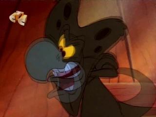 Аладдин(1994-1995)4 серия -Do The Rat Thing / Коронованная крыса