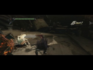 Play in Devil May Cry HD Collection DMC 3 part 2 (Mission 2 - The Blood Link)