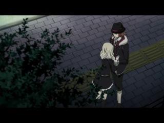 Diabolik Lovers / Возлюбленные дьявола - 4 серия [Frenky & Nuriko & Metacarmex]