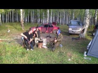 Охота на уток в Сибири