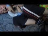 мой мелкий братишка)) не повезло ему с сестрой :DDD Бугагашеньки