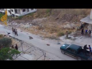 HEMPvideo Самолёт vs Пулемётчик