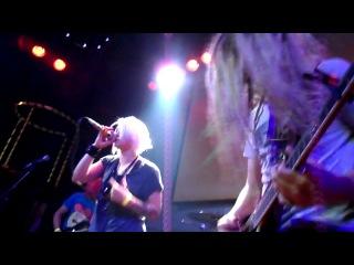 Soulshop _ Новосибирск Cover Party Rock-City 3.03.2013г