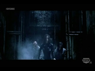 Kate Beckinsale – Underworld (Skrillex – Scary Monsters And Nice Sprites [Noisia Remix])