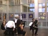 16.03.2013. Хачатурян,трио для кларнета,скрипки и фортепиано.