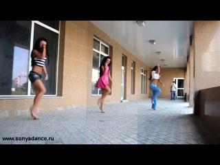 SonyaDance. Супер танец девушки Sonya. Все о спорте, красоте и здоровье. Не секс sex, не порно porno