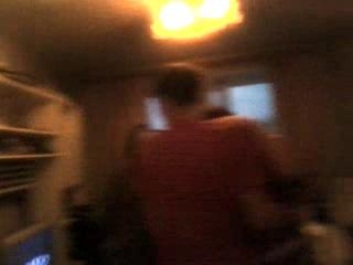 танец с трюмя